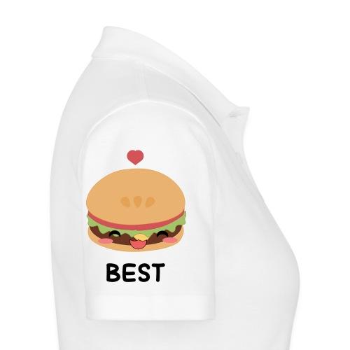 hamburger - Women's Polo Shirt