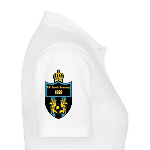 torpedo final 3 - Frauen Polo Shirt