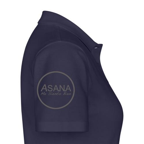 Centro ASANA . Me siento bien! - Women's Polo Shirt