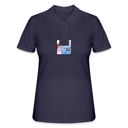 il a pas de mains - Women's Polo Shirt