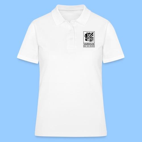 VariousExplosions (1 colour) - Women's Polo Shirt