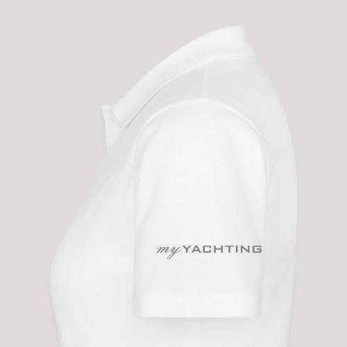 MyYachting - Frauen Polo Shirt