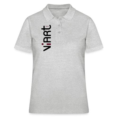 ViArt asbl Logo - Frauen Polo Shirt
