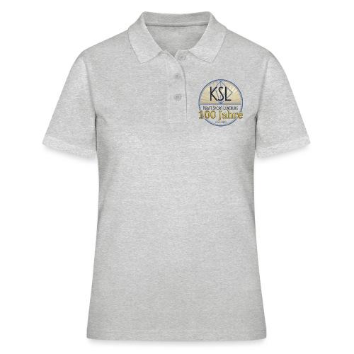 KS Logo 100 J - Frauen Polo Shirt
