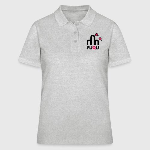 T-shirt FUQU logo colore nero - Polo donna