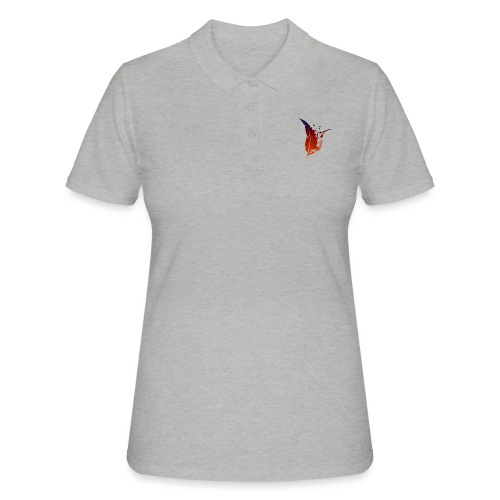 Colibri flamboyant - Polo Femme