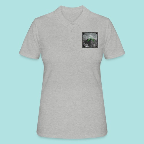 Invaders_sized4t-shirt - Women's Polo Shirt