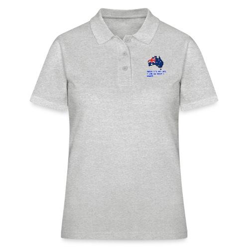 AUSTRALIAN MERCH - Women's Polo Shirt