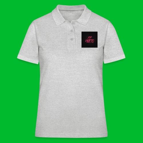 Ppppeetu logo - Naisten pikeepaita