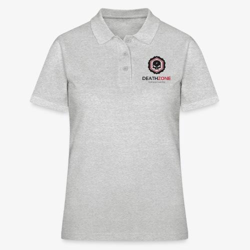 DeathZone Logo Avatar - Koszulka polo damska