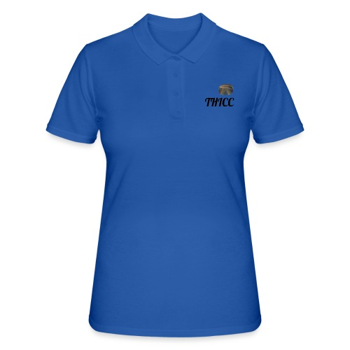 THICC Merch - Women's Polo Shirt