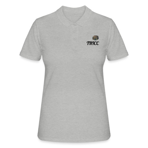 THICC Merch - Women's Polo Shirt