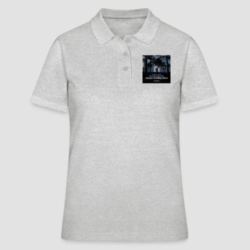 The House - Women's Polo Shirt