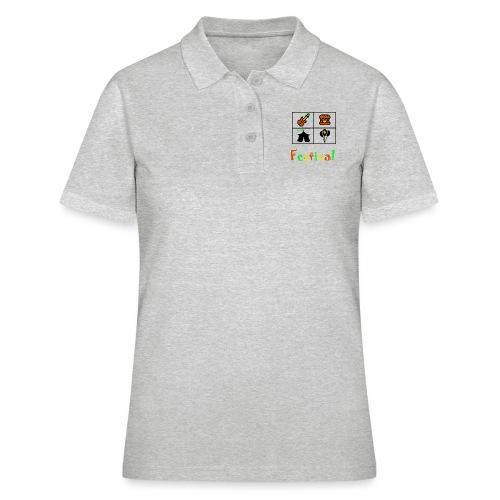 Festival Saison - Frauen Polo Shirt