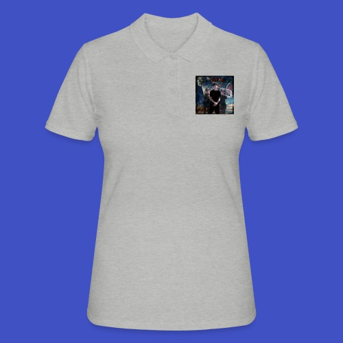 Trzej Kolibrowie - Koszulka polo damska