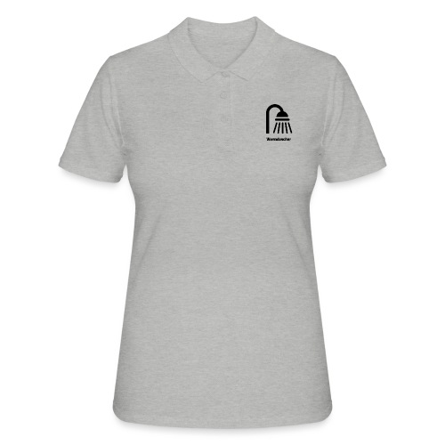 Warmduscher - Frauen Polo Shirt