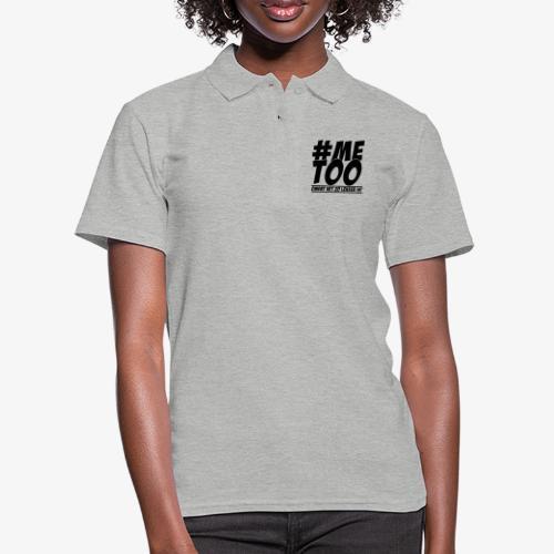#metoo - Vrouwen poloshirt