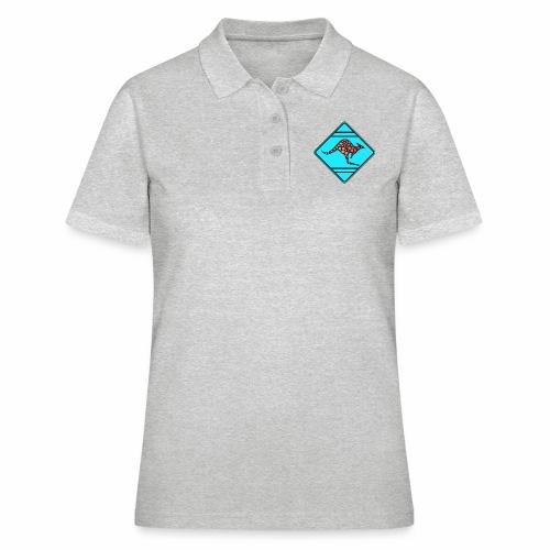 Känguru, Kangooru - Frauen Polo Shirt