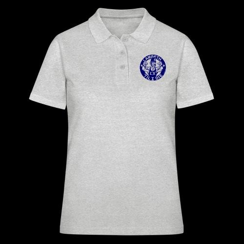 LAMBETH - NAVY BLUE - Women's Polo Shirt