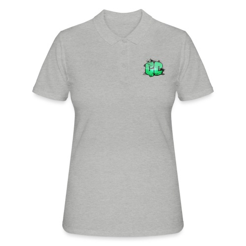 Vandflaske - GC Logo - Poloshirt dame