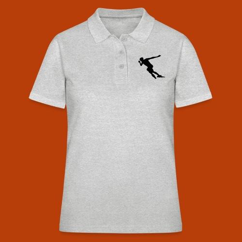 Speedskater - Frauen Polo Shirt