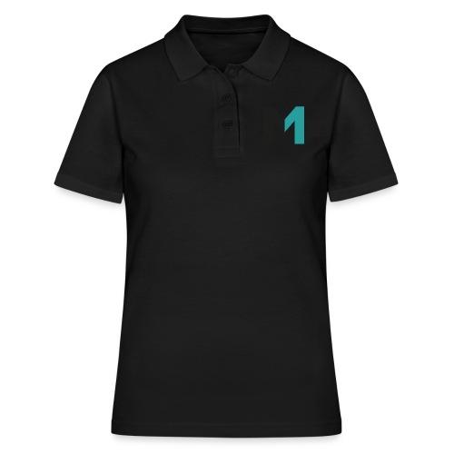 Logo M - Frauen Polo Shirt