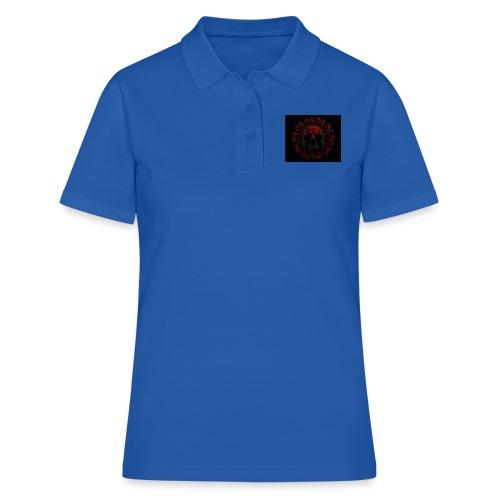 the skull - Camiseta polo mujer