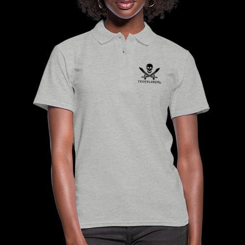 ~ Teufelskerl ~ - Frauen Polo Shirt