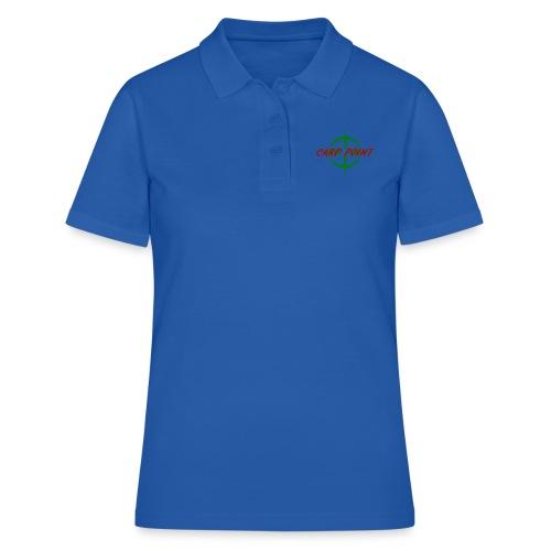 Carp Point T-Shirt - Frauen Polo Shirt
