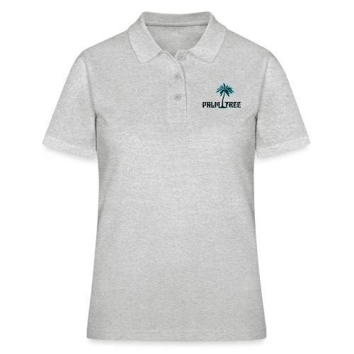 PALMTREE PALMERA STREETWEAR - Camiseta polo mujer