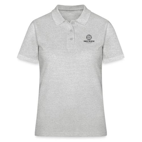 neuken black - Women's Polo Shirt