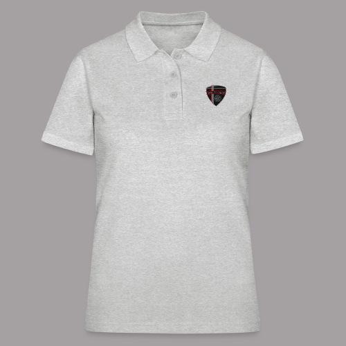 2erblogLogo blank png - Frauen Polo Shirt