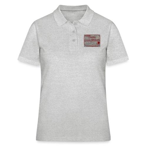 Segeln durch die Brüllenden Vierziger - Frauen Polo Shirt