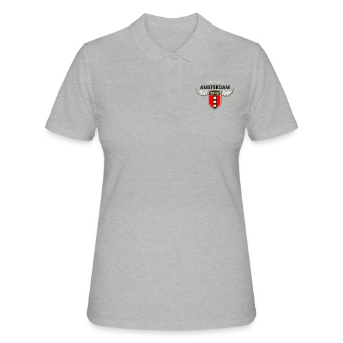 Amsterdam Netherlands - Frauen Polo Shirt