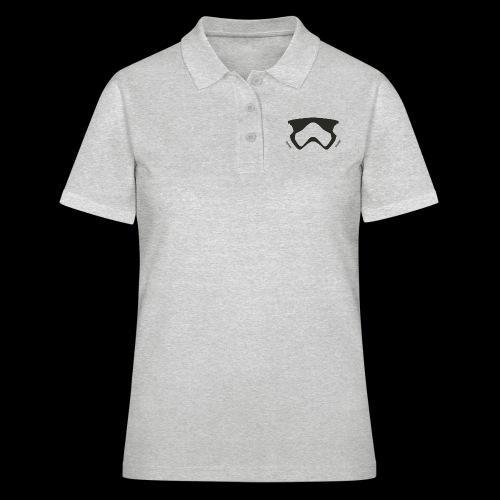 Modern Stormtrooper Face - Women's Polo Shirt