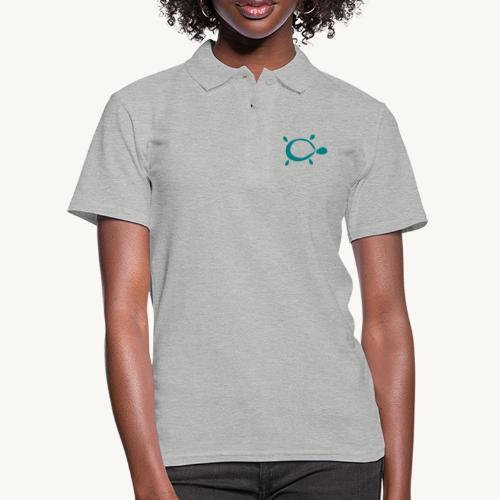 Schildkröte - Frauen Polo Shirt