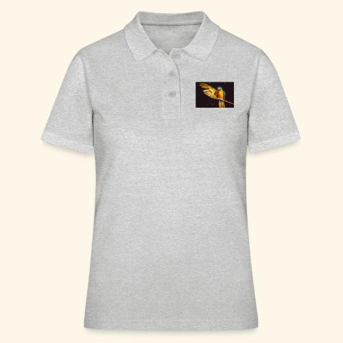 Papagei - Frauen Polo Shirt