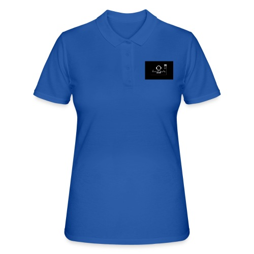 Blessed by Insanity - Vrouwen poloshirt