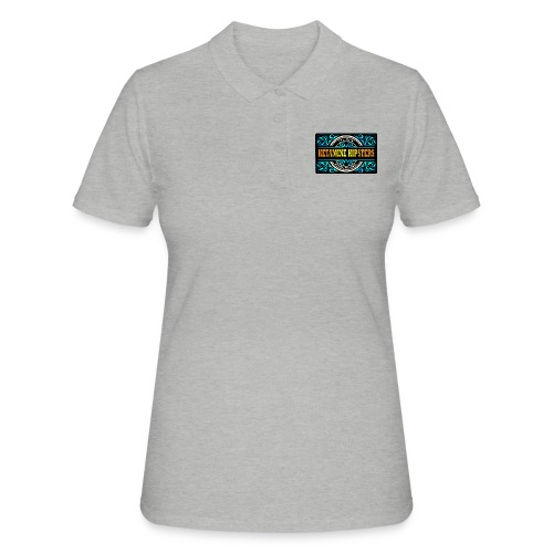 Black Vintage - KETAMINE HIPSTERS Apparel - Women's Polo Shirt