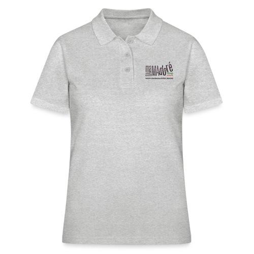 T-Shirt Premium - Uomo- Logo S Standard + Sito - Polo donna
