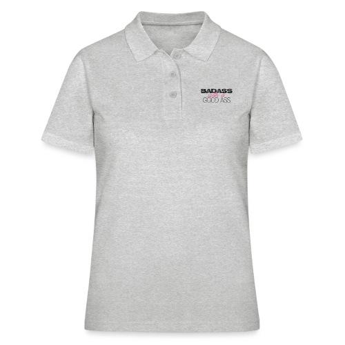 Badass - Koszulka polo damska