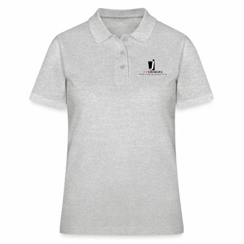 LOGO_J-J_DESIGN_FULL_for_ - Poloshirt dame