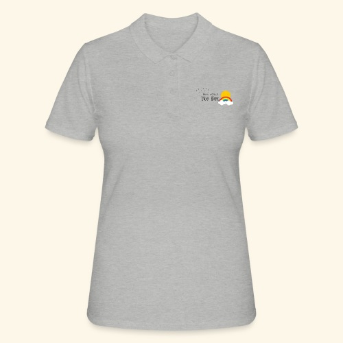 Here comes the sun - Camiseta polo mujer