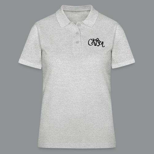 Vrouwen shirt (rug) - Vrouwen poloshirt