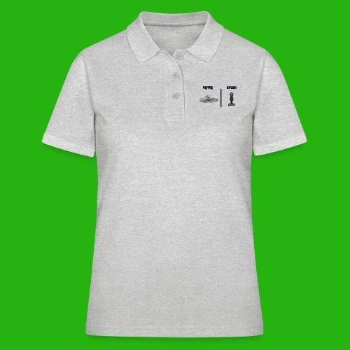 Ben Drowned - Women's Polo Shirt