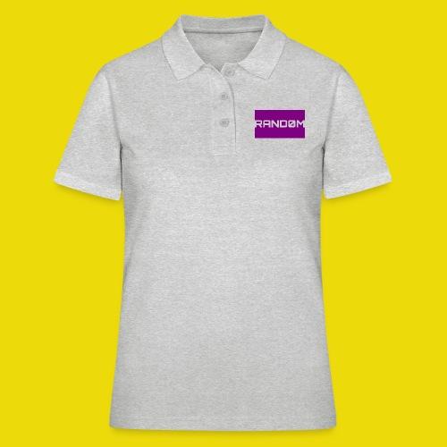Random Logo - Women's Polo Shirt