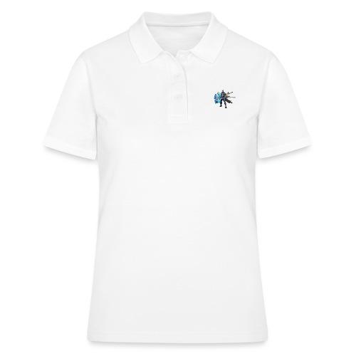 SKULL TROOPER - Koszulka polo damska