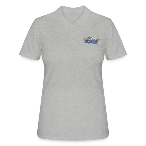 Openair am Greifensee Retro - Frauen Polo Shirt