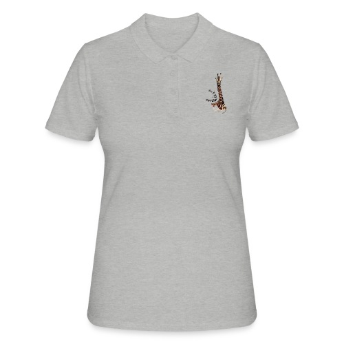 girafe, you're my Totem - Polo Femme