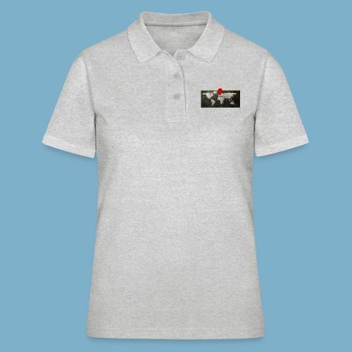 homeland my base - Frauen Polo Shirt